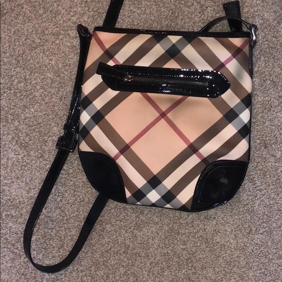 f6fdf89172e2 Burberry Handbags - BURBERRY SuperNova check Dryden crossbody bag